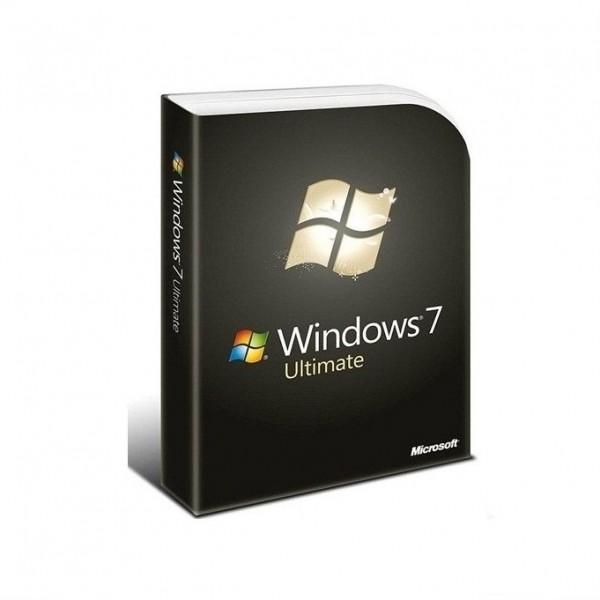 Microsoft Windows 7 Ultimate günstig kaufen