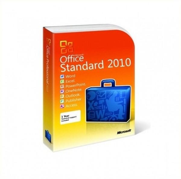 Microsoft - Office 2010 Standard günstig kaufen