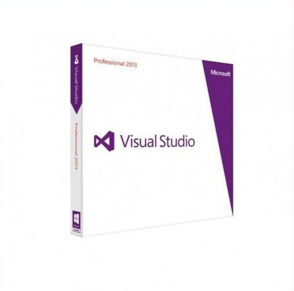 Microsoft Visual Studio Professional 2013 inkl. Update 5