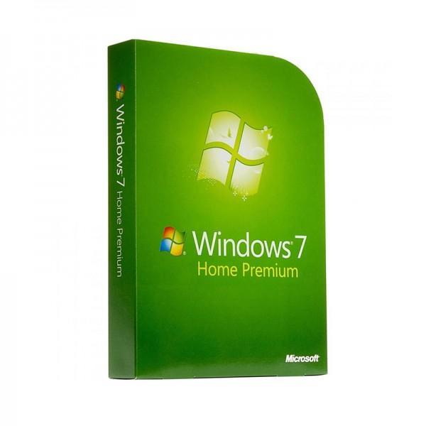 Microsoft Windows 7 Home Premium günstig kaufen