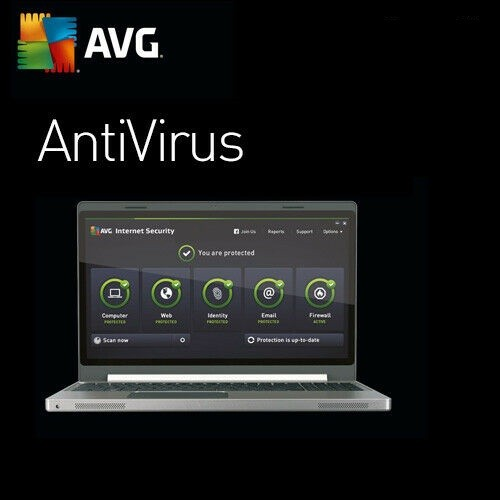 AVG Antivirus 2020 1 Jahr