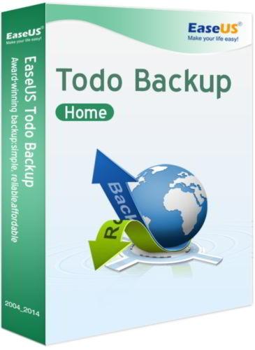 EaseUS Todo Backup Home 12.0