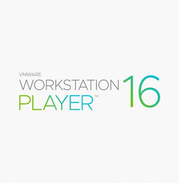 VMware Workstation 16 Player