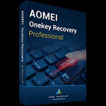 AOMEI OneKey Recovery Technician, Lebenslange Upgrades