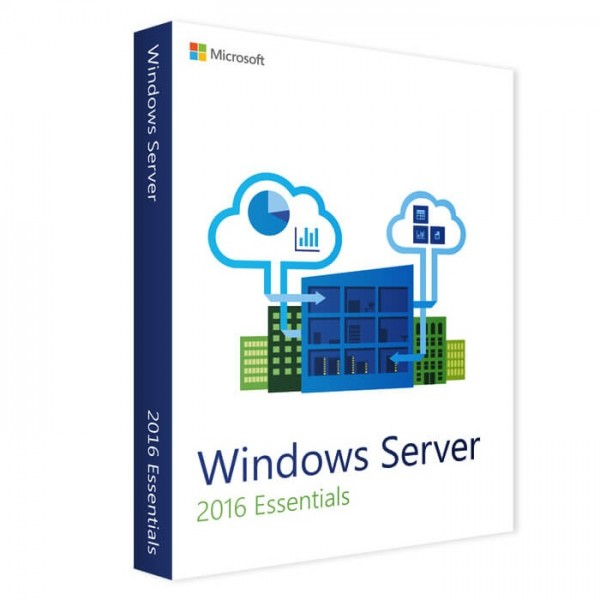 Windows Server 2016 Essentials günstig kaufen