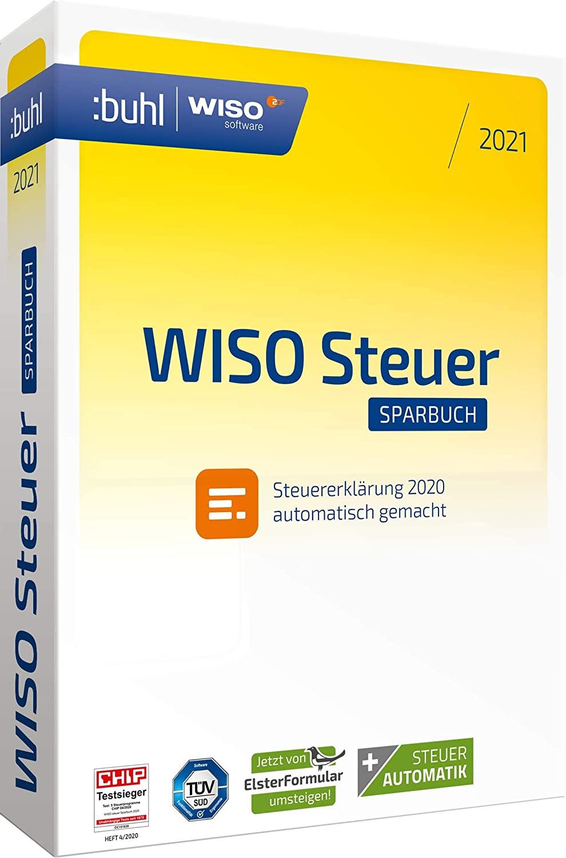 WISO steuer:Sparbuch 2021 online kaufen bei LicensiX GmbH