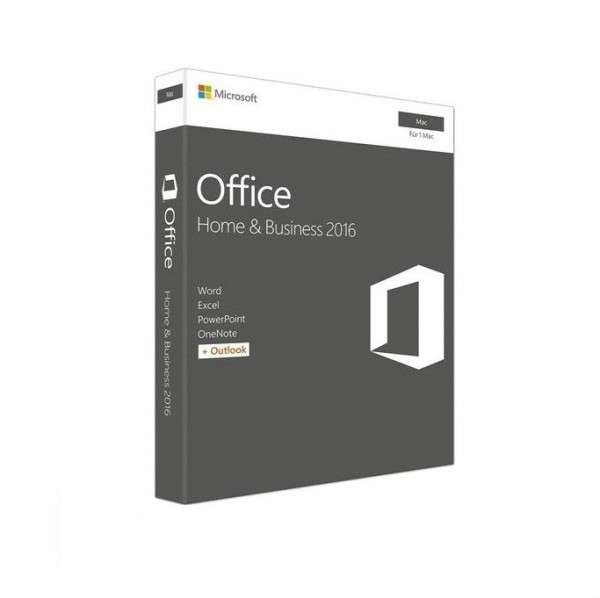 Microsoft Office 2016 Home and Business günstig kaufen