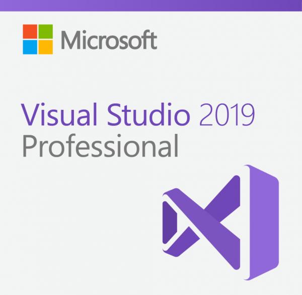 Microsoft Visual Studio 2019 Professional, Multilingual, Vollversion
