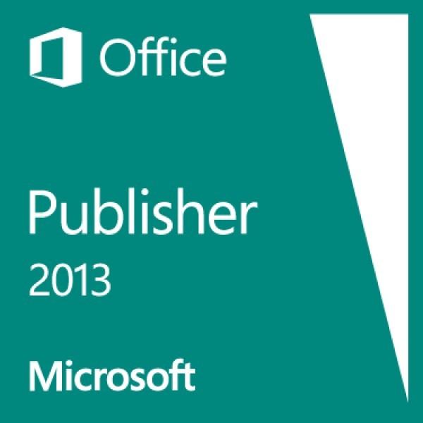 Microsoft Publisher 2013 günstig kaufen