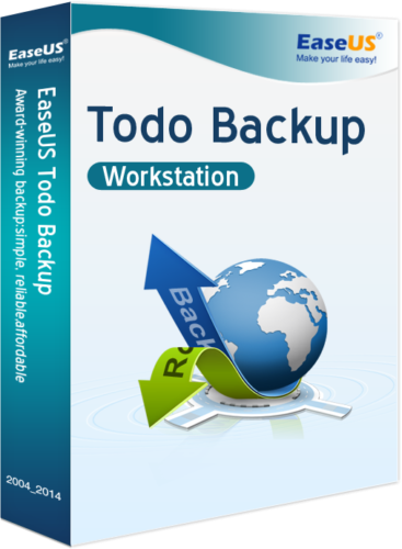 EaseUS Todo Backup Workstation 13.0