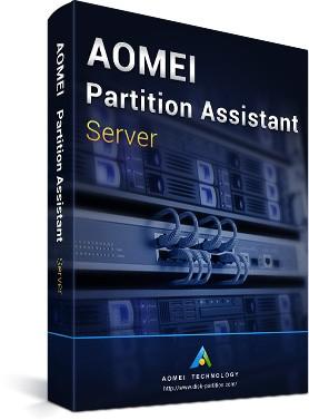 AOMEI Partition Assistant Server Edition 8.6