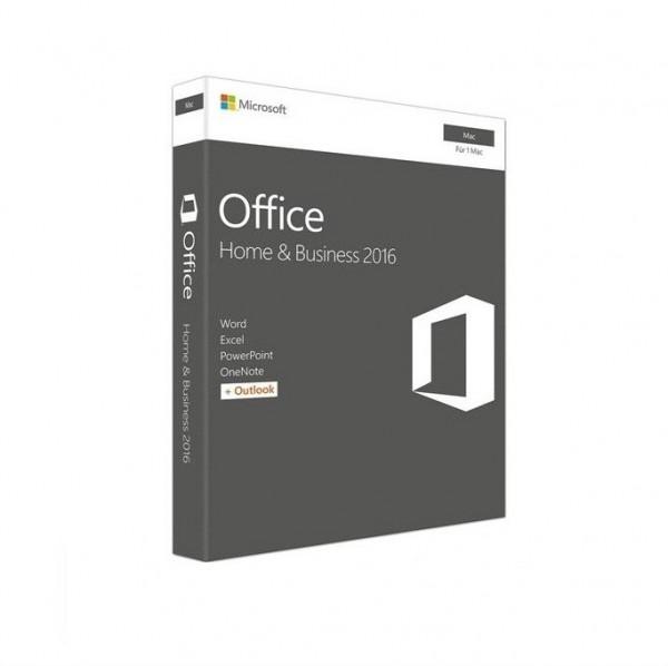 Microsoft Office 2016 Home and Business günstig kaufen