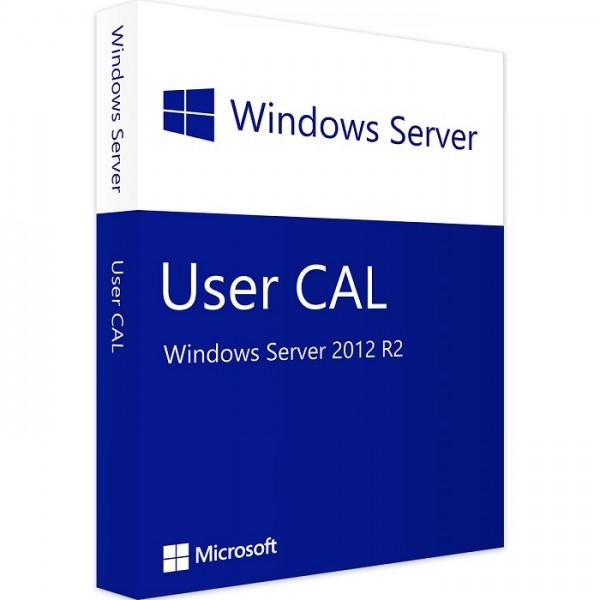 Windows Server 2012 R2 User CAL